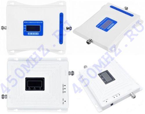 Репитер GSM 3G 4G LTE 900/1800/2100 МГц