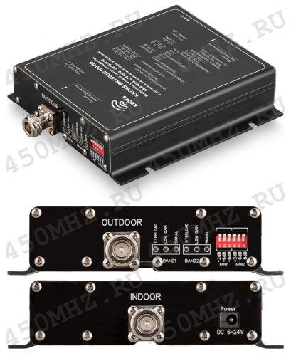 Репитер GSM 2G 3G 4G DCS 1800/2100 МГц регулируемый
