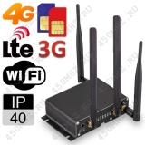 Роутер 3G 4G WiFi Kroks Rt-Cse4 sHW DS