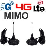 MIMO 3G / 4G LTE (800-2700), 4-6 дБ